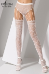 Collants S003 - Blanc