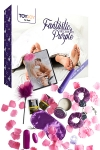 Fantastic Purple - sex toy  kit