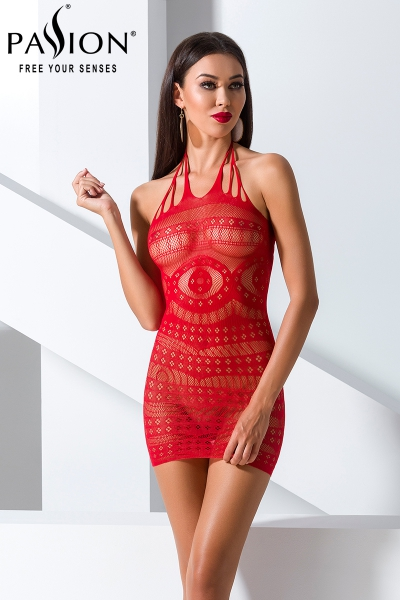 Robe BS063 - Rouge